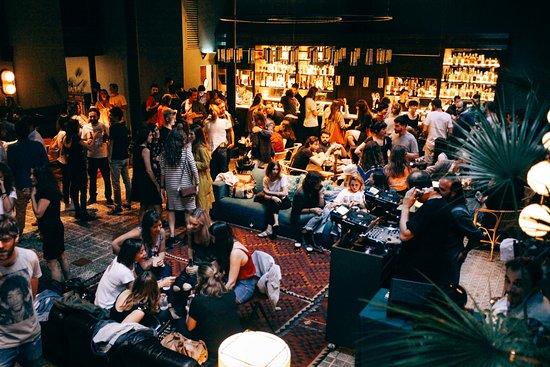 Bar Terraza Picture Of Casa Bonay Barcelona Tripadvisor