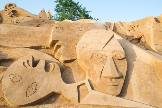 FIESA - International Sand Sculpture Festival
