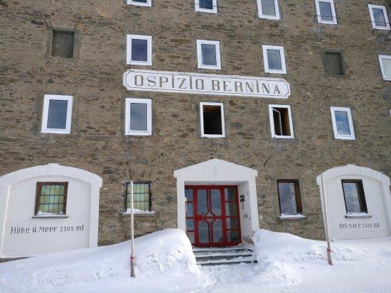 Ospizio Bernina, سويسرا: hotel