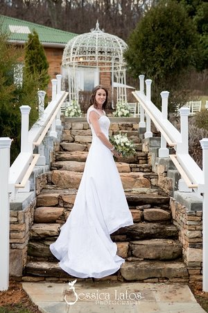 Lovettsville, VA: The Garden Stone Staircase