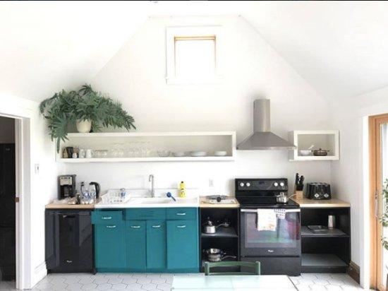 Angeline's Inn: Beautiful Kitchen