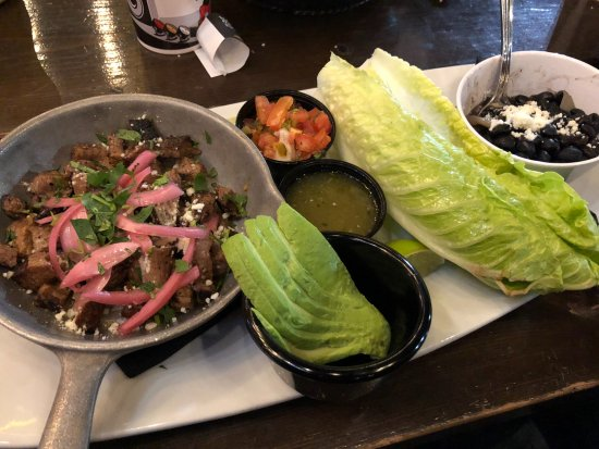 Rock Brews Restaurants Lettuce Wraps