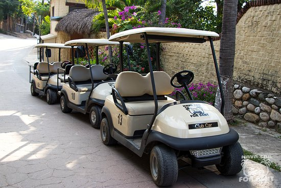 Nava Car - Golf Carts Rentals