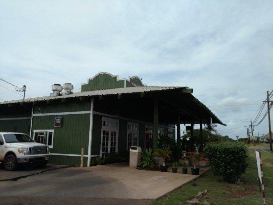 Kaunakakai, Havai: Building View