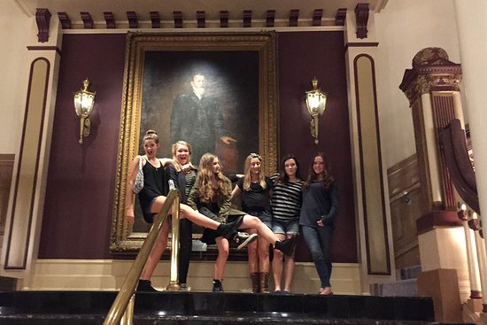 Driskill Hotel Ghost Tours