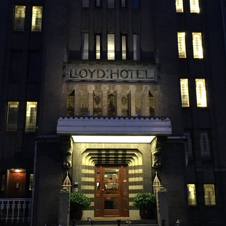 Lloyd Hotel: photo2.jpg