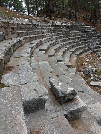 Yesiluzumlu, Turkey: Kadyanda