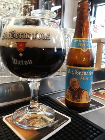 St Bernardus - 12 years old - super smooth and balanced