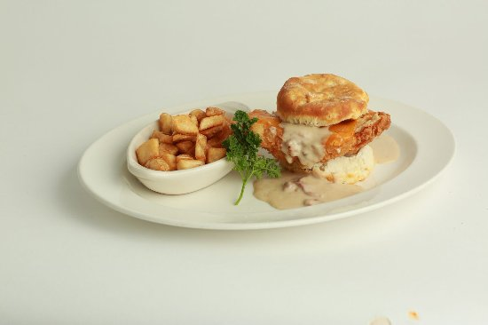 Columbus, MS: Chicken Biscuit