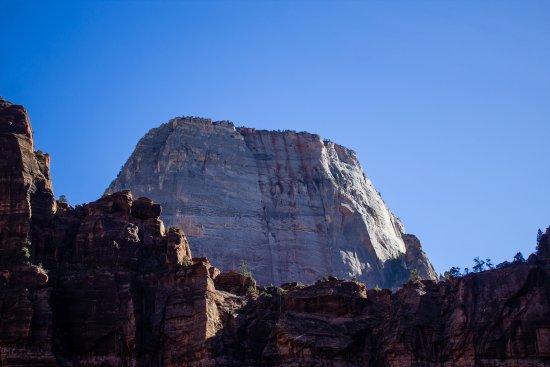 Zion Canyon Scenic Drive: Scenic Drive