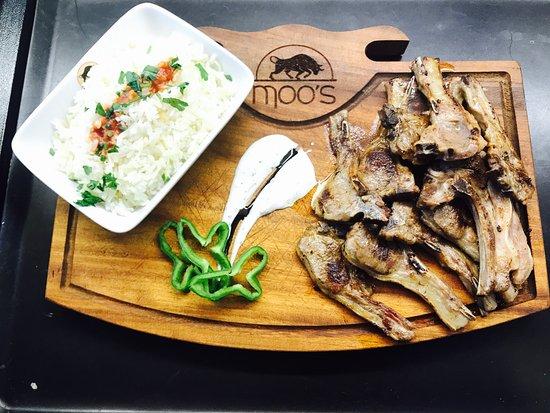 Moo's Kebab Turkish Restaurant: Real Turkish Experience