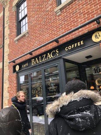 Culinary Adventure Co. : Balzac's Coffee
