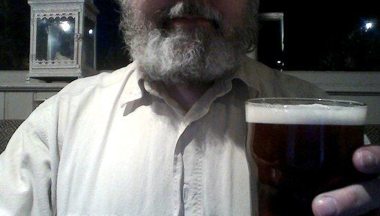 Wateringbury, UK: Short Pint !