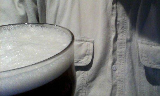 Wateringbury, UK: Served a short pint