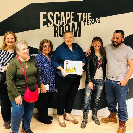 Escape The Room Texas Dig