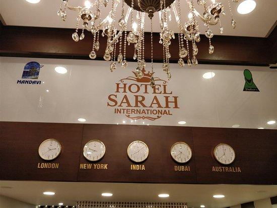 Thalloor's Hotel Sarah International