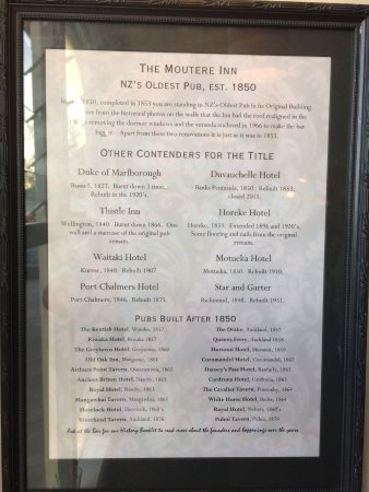 Upper Moutere, New Zealand: The history