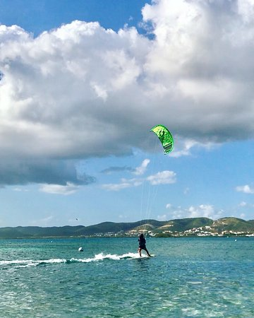 Parguera Water Sports and Adventures: kitesurfing