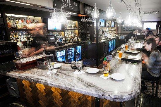bar picture of biagio 39 s ristorante paramus tripadvisor. Black Bedroom Furniture Sets. Home Design Ideas