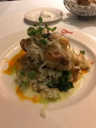 Joe Muer Seafood: Monkfish