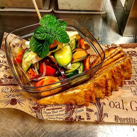 Ferrandina, Ιταλία: insalata greca