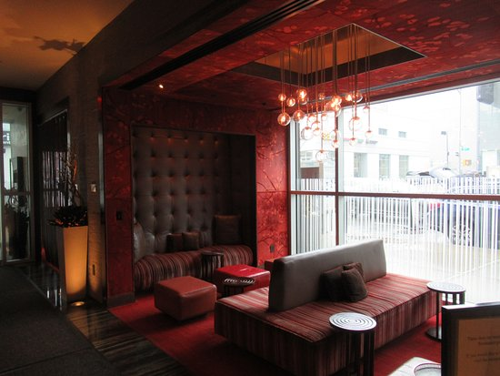 Press Lounge Picture Of Kimpton Ink48 Hotel New York