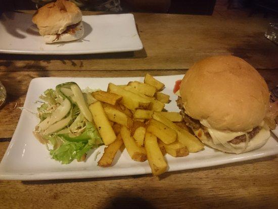 The Big Easy: Burger