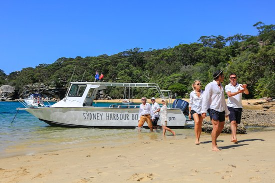 Sydney Harbour Boat Tours