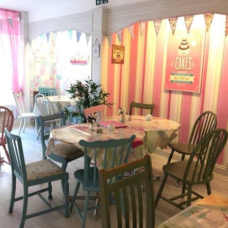 Mrs Potts Tea Room Scunthorpe
