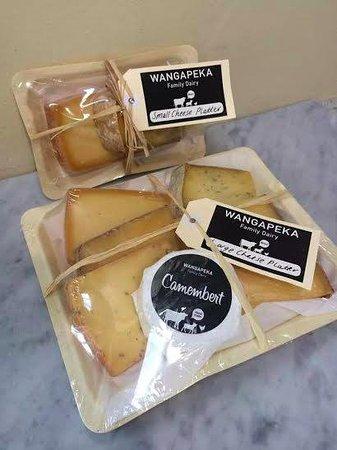 Wangapeka Cheese: Cheese Selections