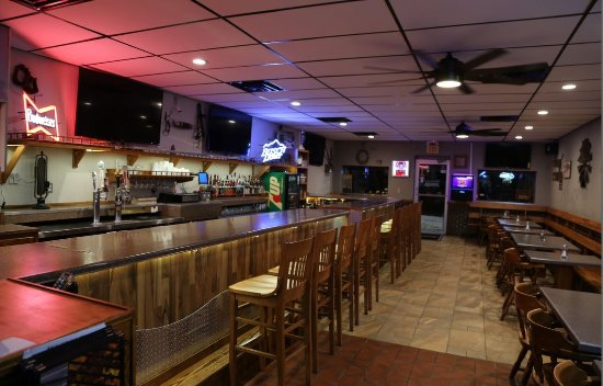 DeWitt, IA: We have a dining area, special event room in addition to our bar area.