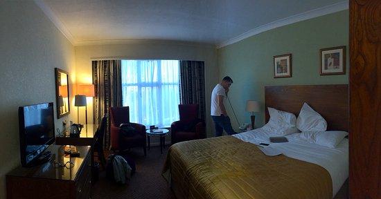 Slaley Hall: room 124