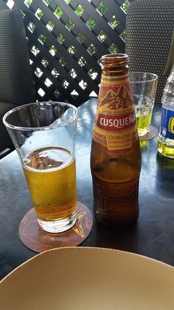 Tanta - Larcomar: Cerveja