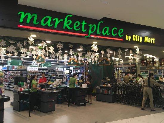 Junction City: Market place