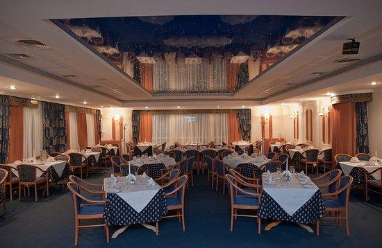 Restaurant «Freestyle»: Звездный зал