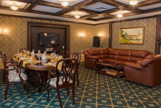 Restaurant «Freestyle»: VIP Room