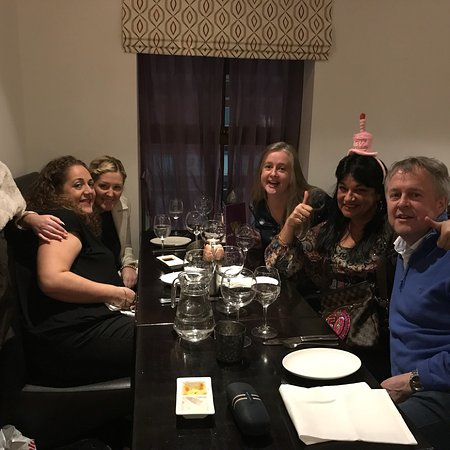 Pink Salt Indian Restaurant: This is a really lovely restaurant would definitely recommend. Jay the owner and his staff could