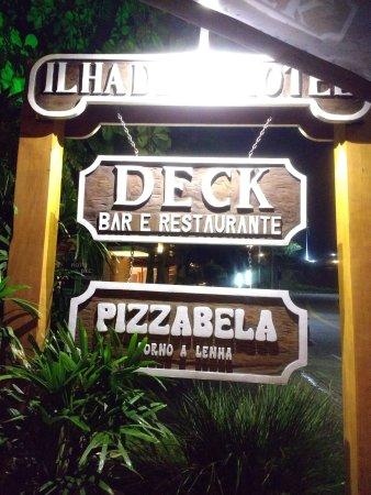 Ilha Deck: Para identificarlo desde la calle