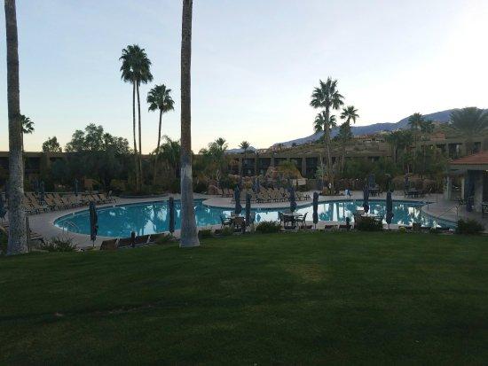 El Conquistador Tucson, a Hilton Resort: Relaxing environment-taken early morning