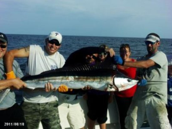 Longport, NJ: Marlin