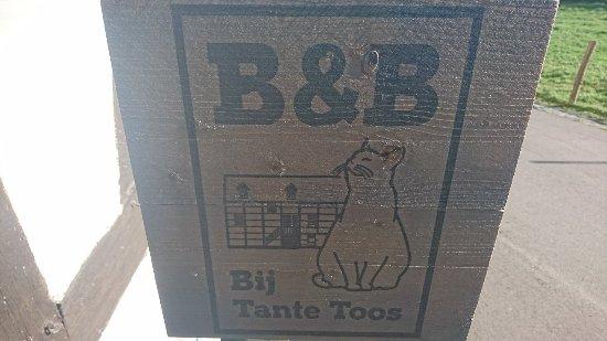 B&B Bij Tante Toos Bild