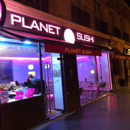 Planet Sushi Voltaire