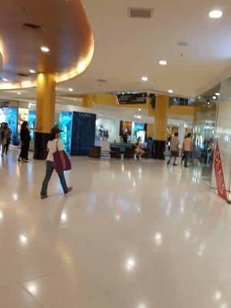 Sunway Pyramid Shopping Mall: A week before Chinese New Year