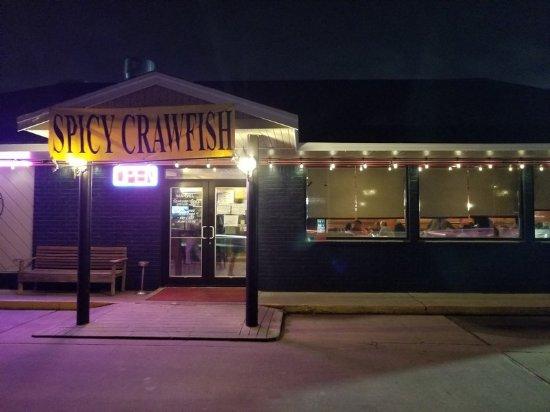 Manvel, TX: Marvels Seafood