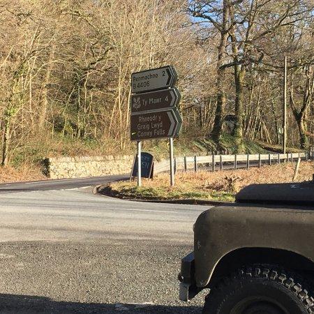 Conwy Falls: photo9.jpg