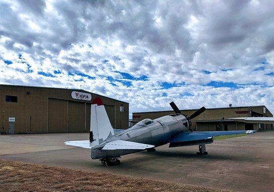 Texas Air & Space Museum: MVIMG_20180212_100551_large.jpg