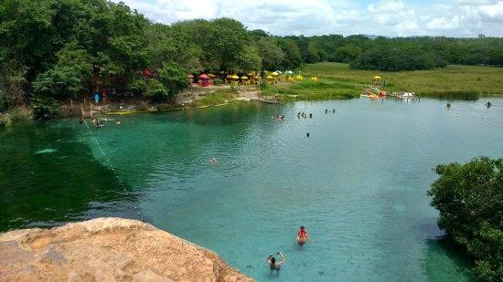 Iraquara: Lago Pratinha