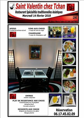 Carte Bonne Fete Zen.Ambiance Zen Au Restaurant Chez Tchan Avec Une Cuisine Raffinee Et