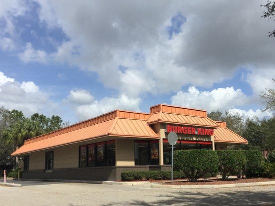 Burger King Sarasota 5901 Fruitville Rd Restaurant Reviews