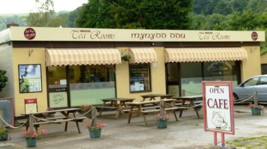 Cwmdu, UK: Myndd Ddu Tea Rooms